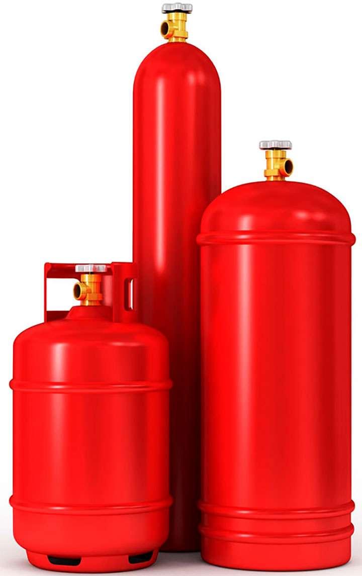 сертификация газовых баллонов